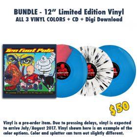 "12"" Vinyl Bundle"