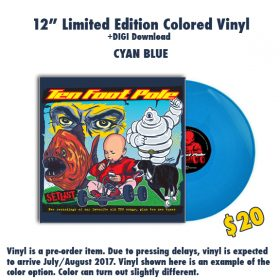 "12"" Vinyl – Blue"